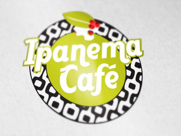 Ipanema Cafe Logo
