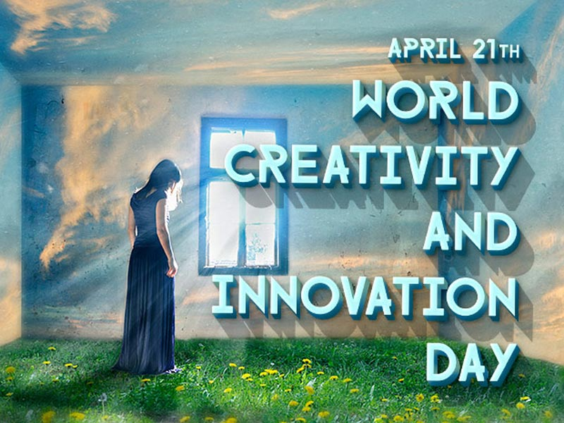 World Creativity Day