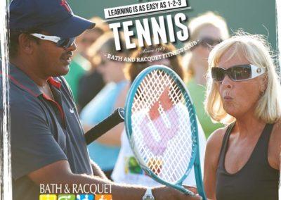 Tennis 1-2-3
