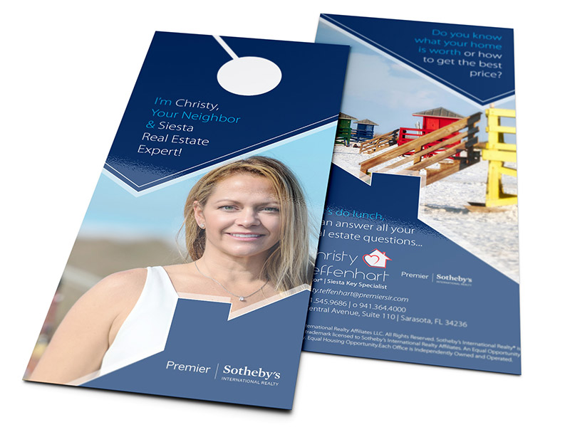 real estate collateral design florida